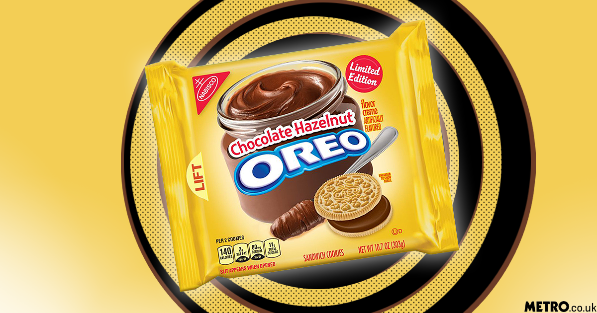 Nutella Flavoured Oreos Are Perfect For Dunking Into Hot Chocolate This Winter photo