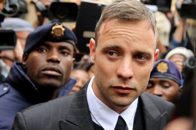 Oscar Pistorius Injured In Prison photo