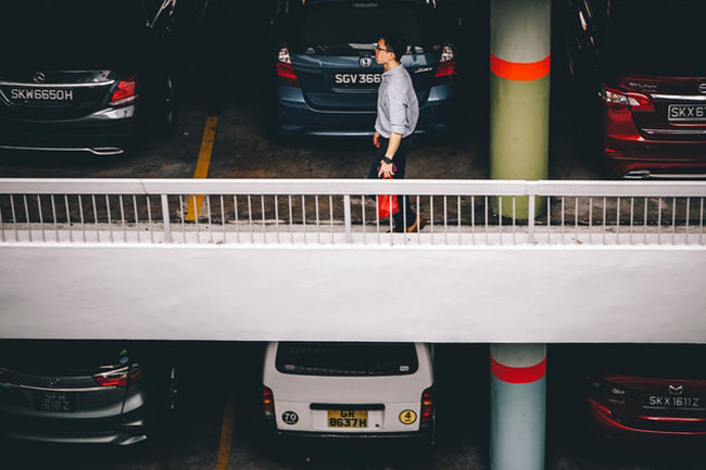Pictures: What Would You Do For A Parking Spot In Cape Town? photo