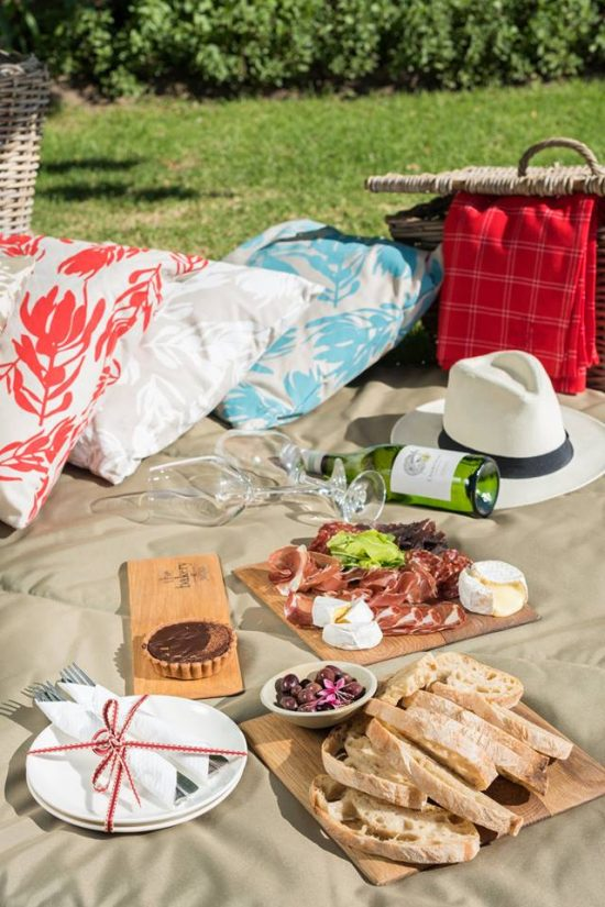 Book An Idyllic Picnic Pod At Jordan Wine Estate photo