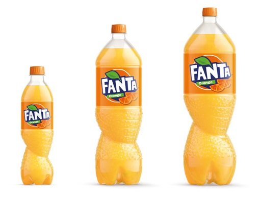 Coca-cola To Roll Out New ?spiral? Fanta Pet Bottle Design photo