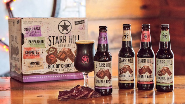 A Box Of Chocolate (beer) For Christmas photo
