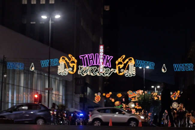 Watch: Cape Town Festive Lights Turn On photo