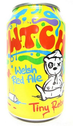 Portman Group Upholds Complaint Against Tiny Rebel's Cwtch Can Design photo