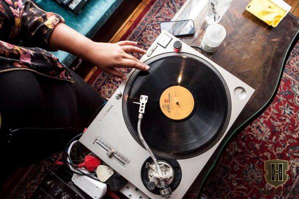 Harrington`s celebrates the vinyl scene in Cape Town with High Fidelity Wednesdays photo