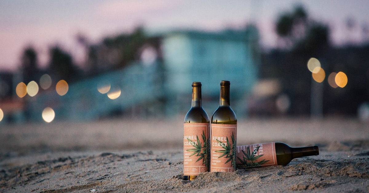 Legal Weed Wine Is Finally Coming To California In 2018 photo