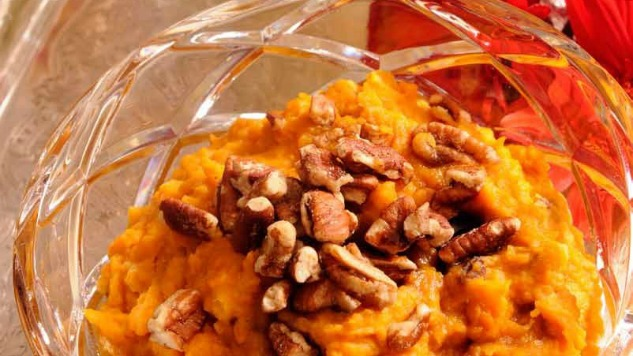 Booze In The Kitchen: How To Make Whiskey Sweet Potatoes photo