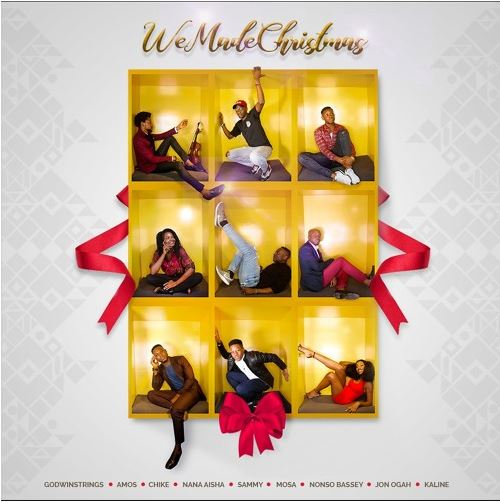"The Christmas Playlist!🎄 Watch The Videos For The Zawadi Project's #wemadechristmas"" Featuring Jon Ogah, Kaline, Chike photo"