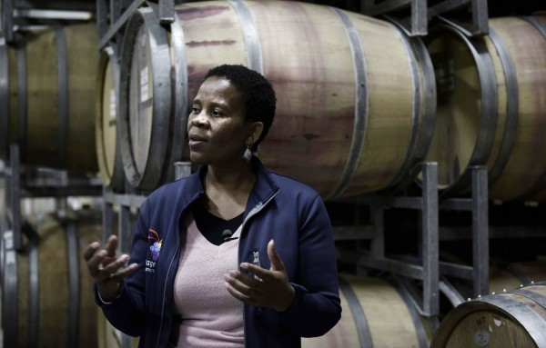 Local Winemaker Shakes Up Industry photo
