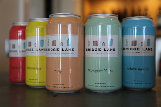 Bridge Lane Releases Full Line Of Canned Wines photo