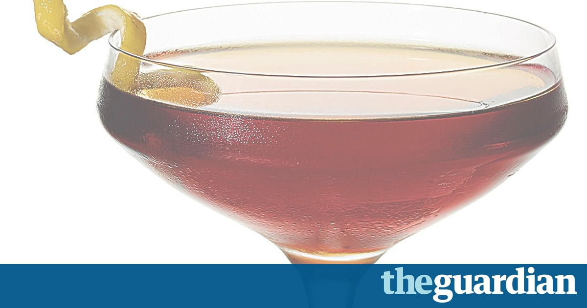 Cocktail Of The Week: The Savoy's Adonis – Recipe photo