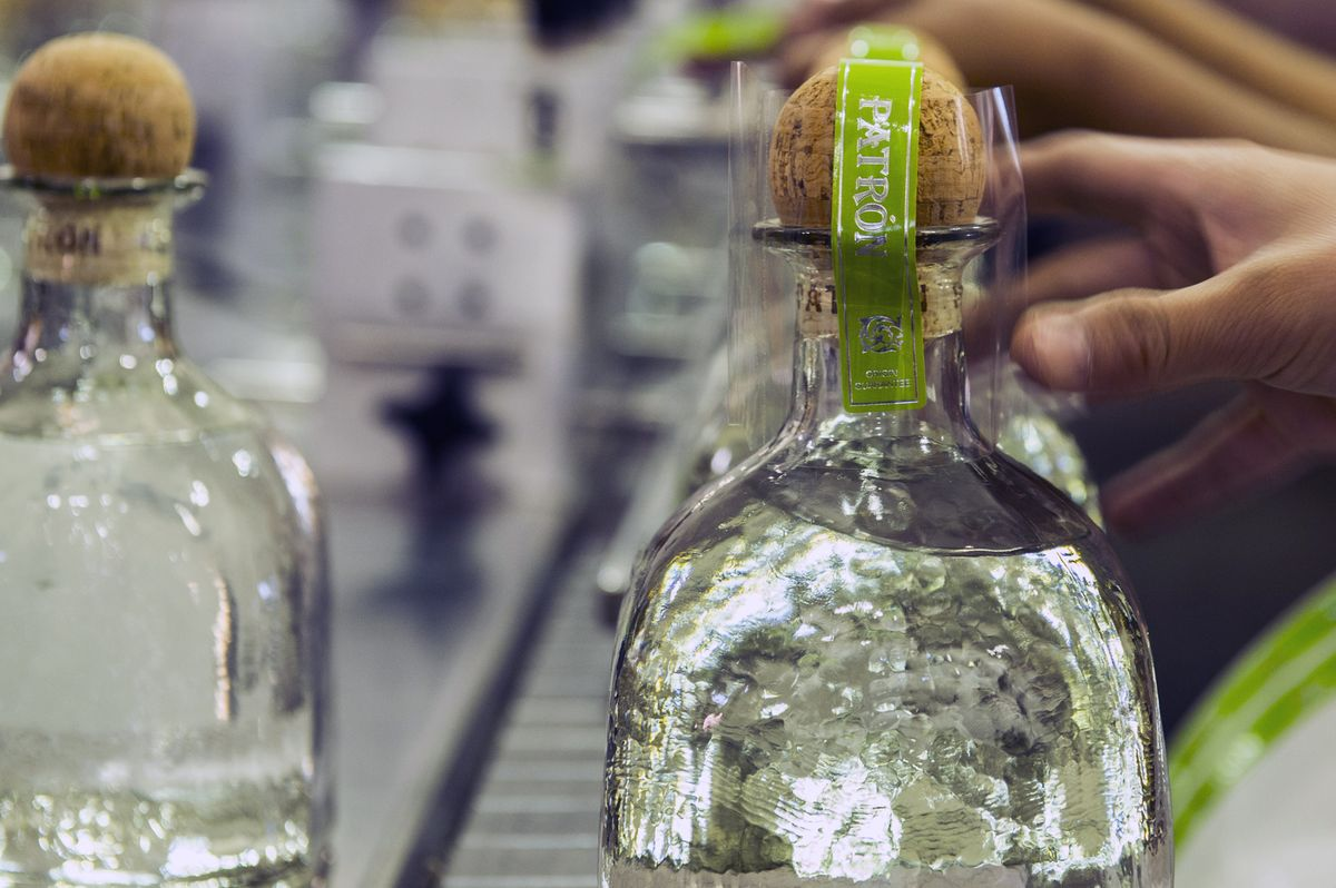 Bacardi to buy Patron for $5.1 Billion photo