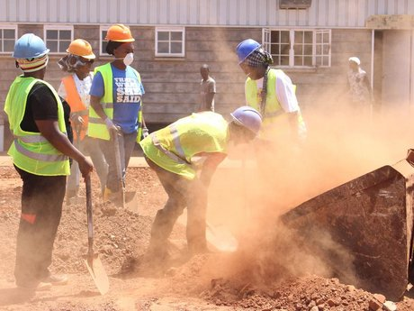 Tatu City Roars To Life As School Opens, Industries Start Work photo