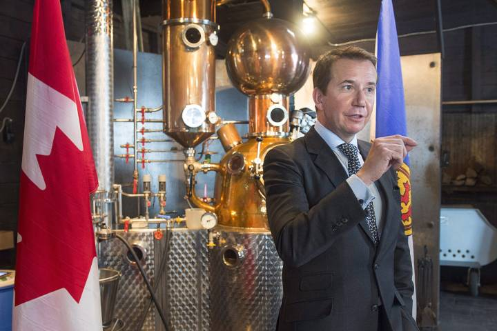 Nova Scotia Kindles Sudden Explosion In Craft Distilleries photo