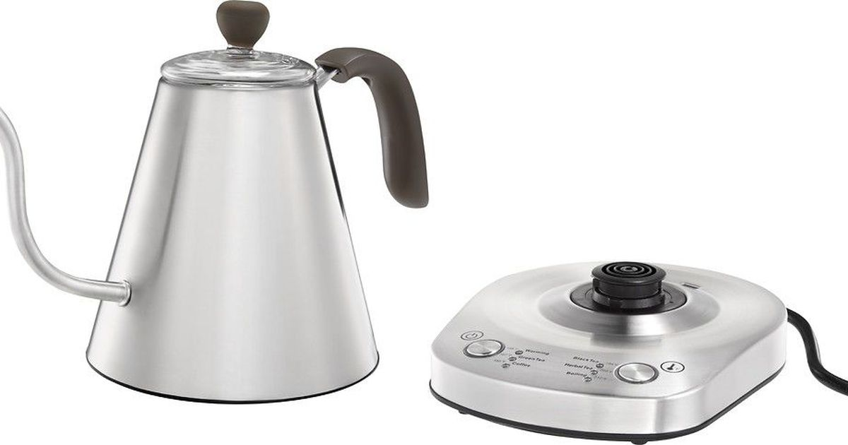 Warm Up And Embrace That #hygge Lifestyle With This Electric Kettle That's On Sale photo