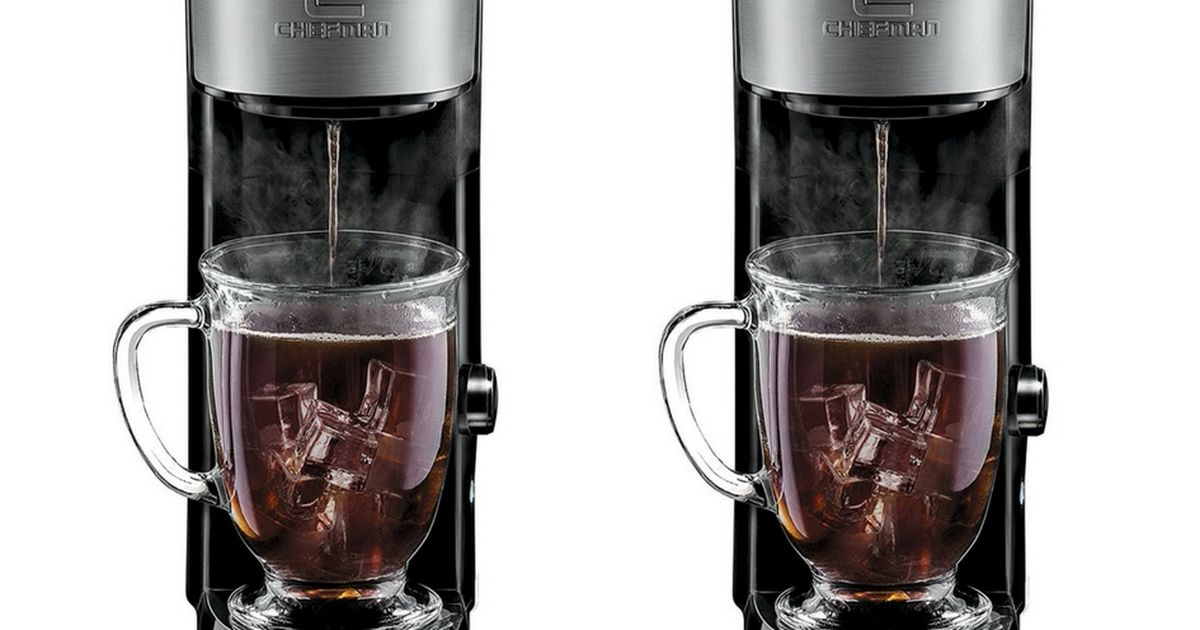 This K-cup Instant Coffee Brewer Will Get Caffeine Into Your Bloodstream In Seconds photo