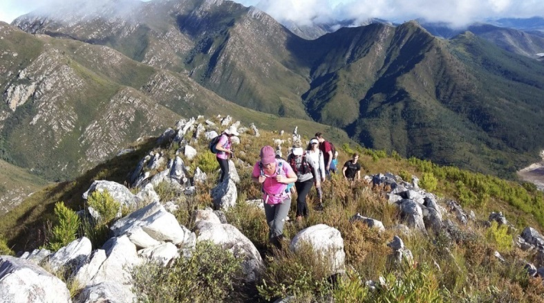 All Walks Of Life Welcomed At Hi-tec Garden Route Walking Festival photo