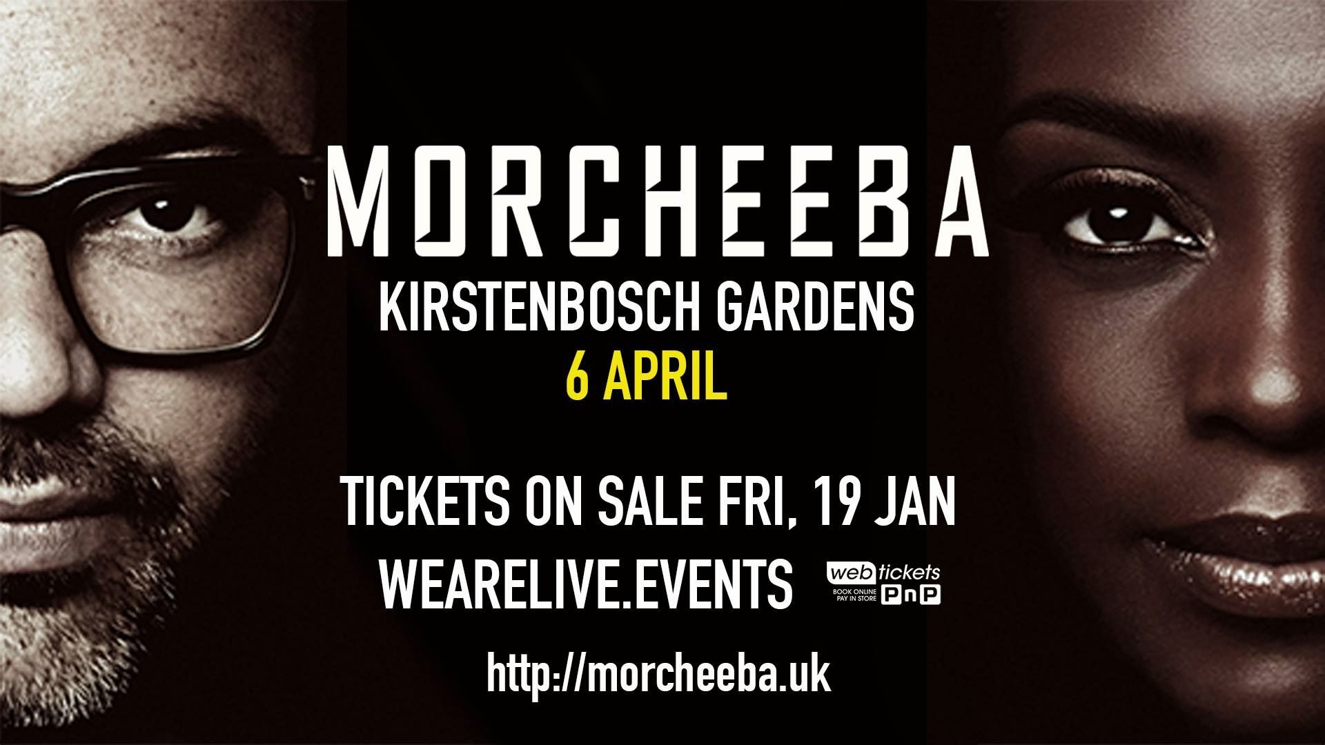 Morcheeba To Perform In Cape Town photo