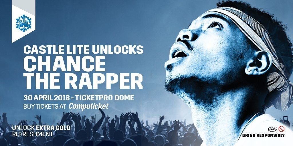 Chance The Rapper To Perform In South Africa photo