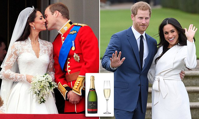 Is This The Wine Harry And Meghan Will Serve At Their Wedding? photo