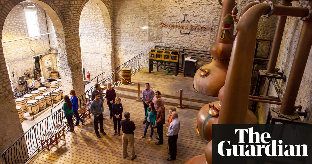 Spirited Away: On The Bourbon Trail In Kentucky photo