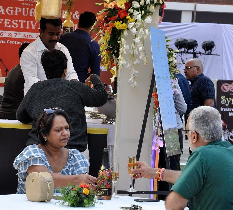 More Footfall, New Flavours At 5th Wine And Food Festival photo