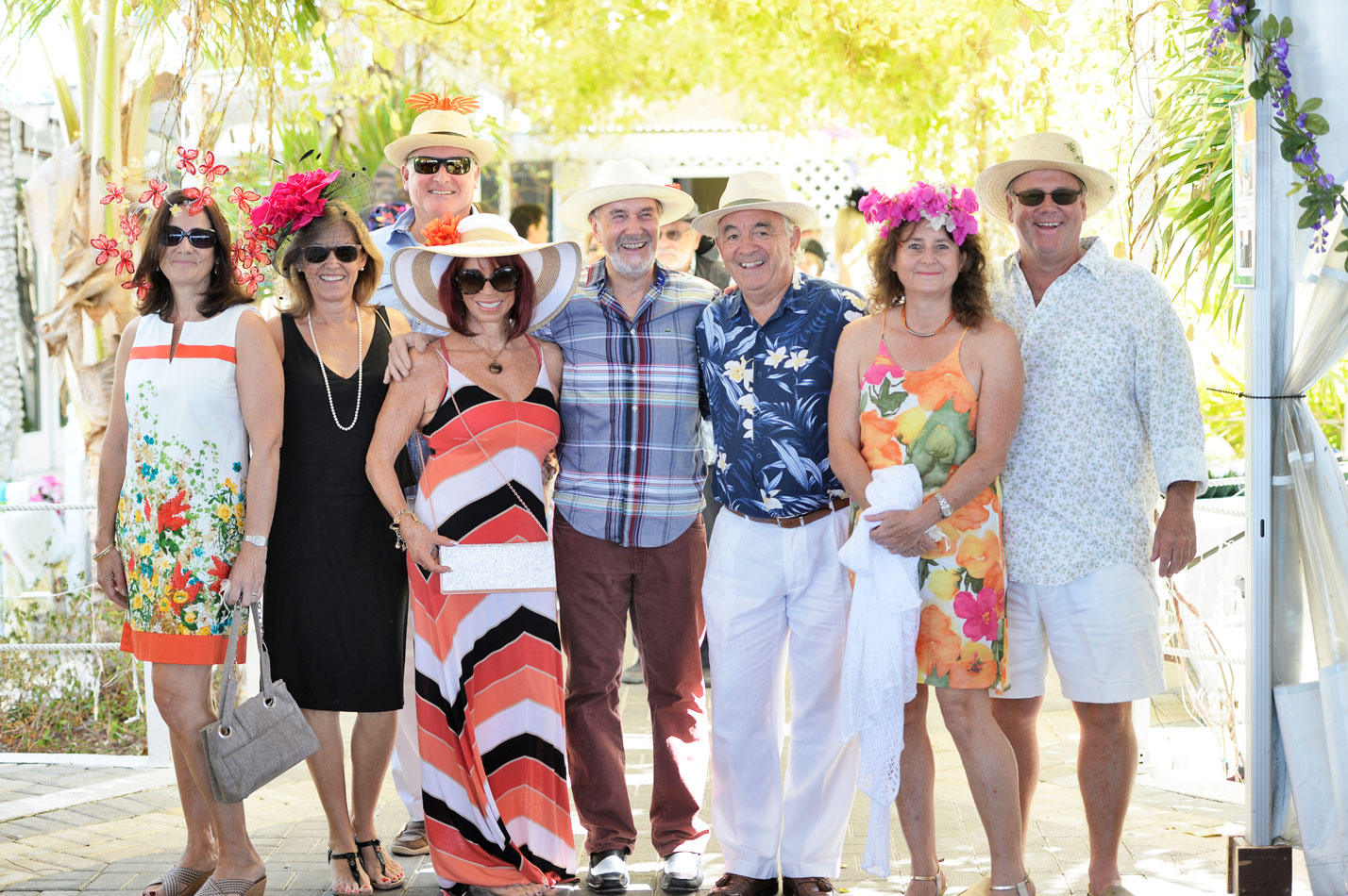'fanta-sea' Is Theme For Hatitude Brunch photo