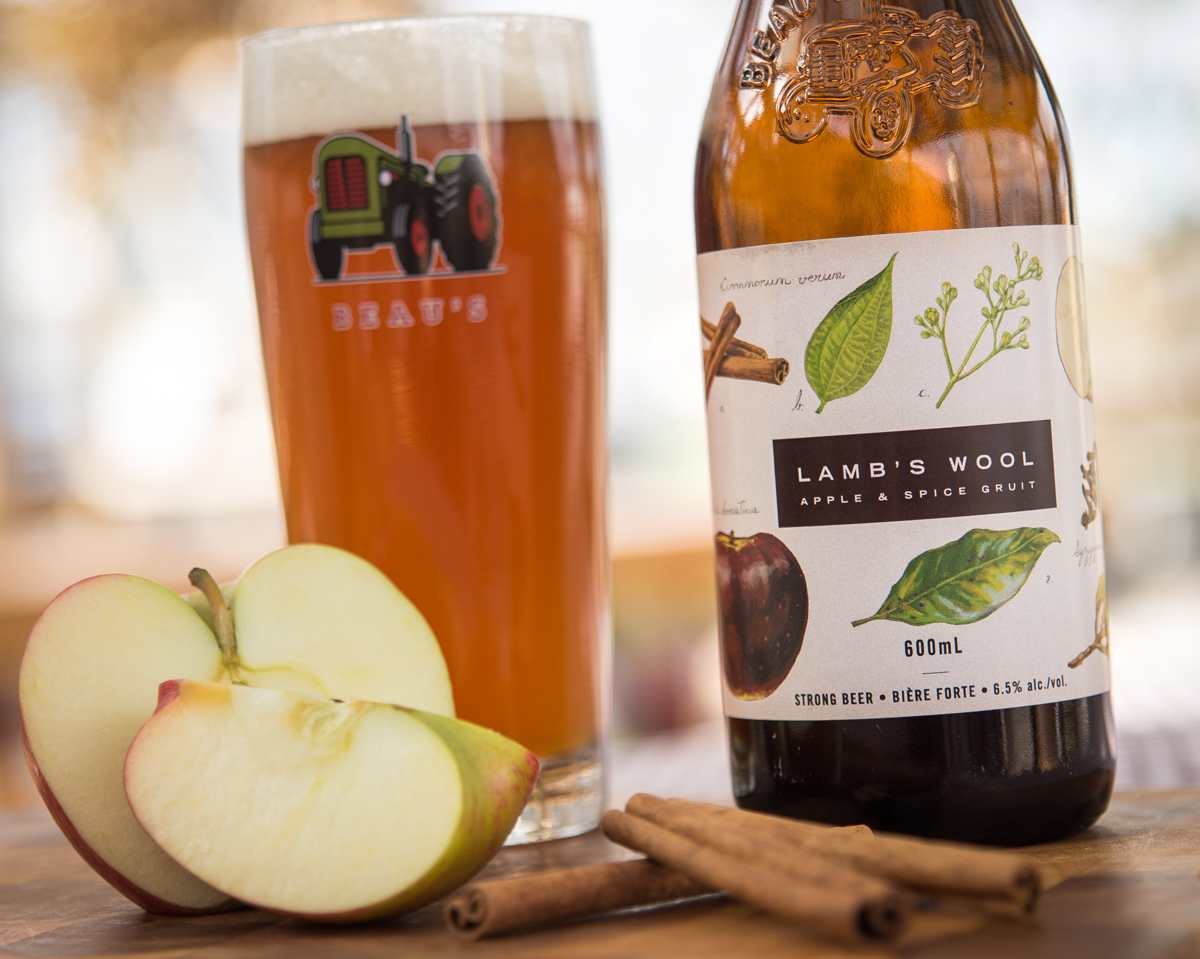 Beau?s Brewery Releases Lamb?s Wool For International Gruit Day photo