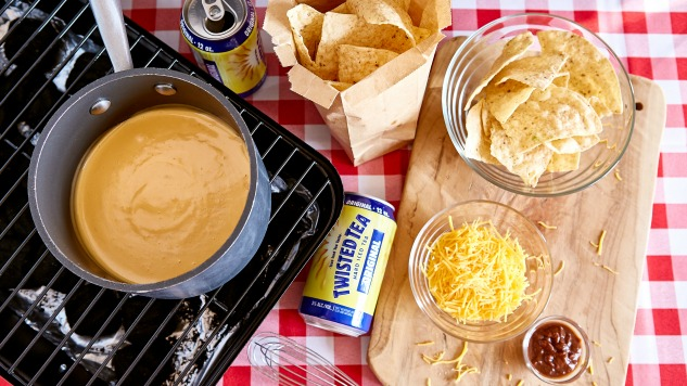 Beer In The Kitchen: How To Make An Easy Beer Cheese Dip photo