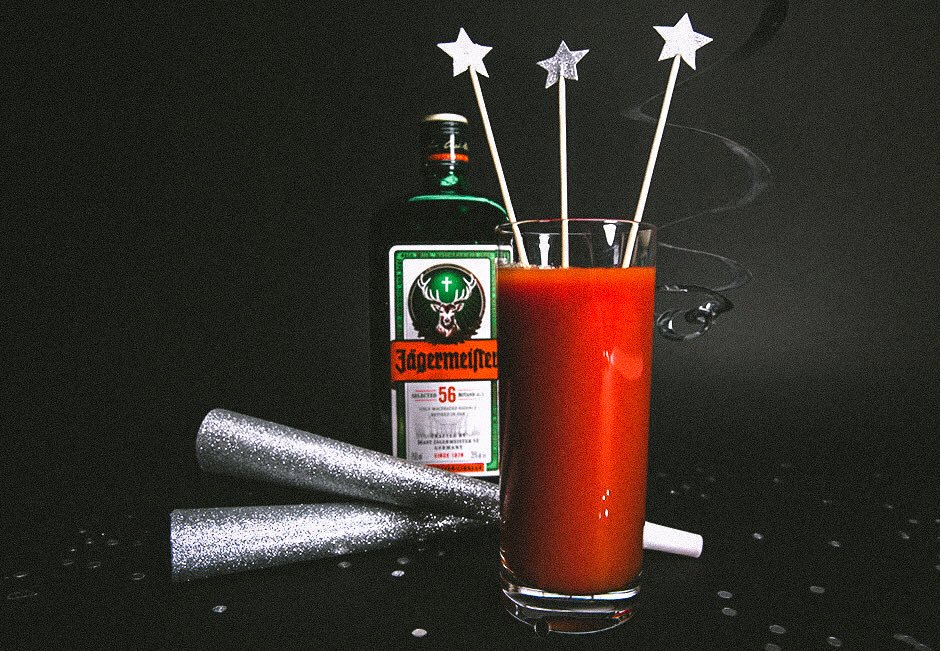 The Bloody Meister Cocktail photo