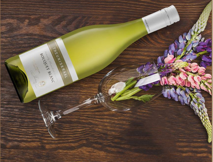 Wine Of The Month Club: Enjoy The Sweet Life With Theuniskraal Boquet Blanc photo