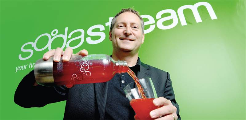 Sodastream Up 333% Since Tase Listing photo