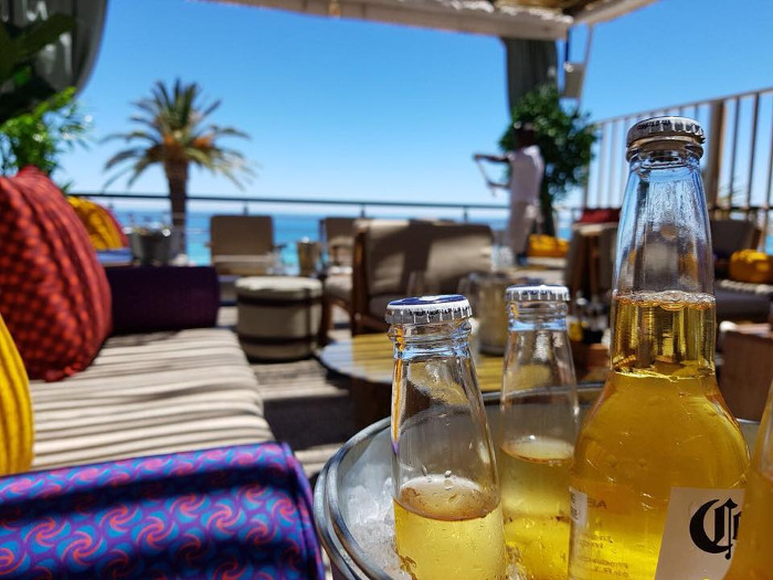 New Rooftop Bar, Chinchilla Opens In Camps Bay photo