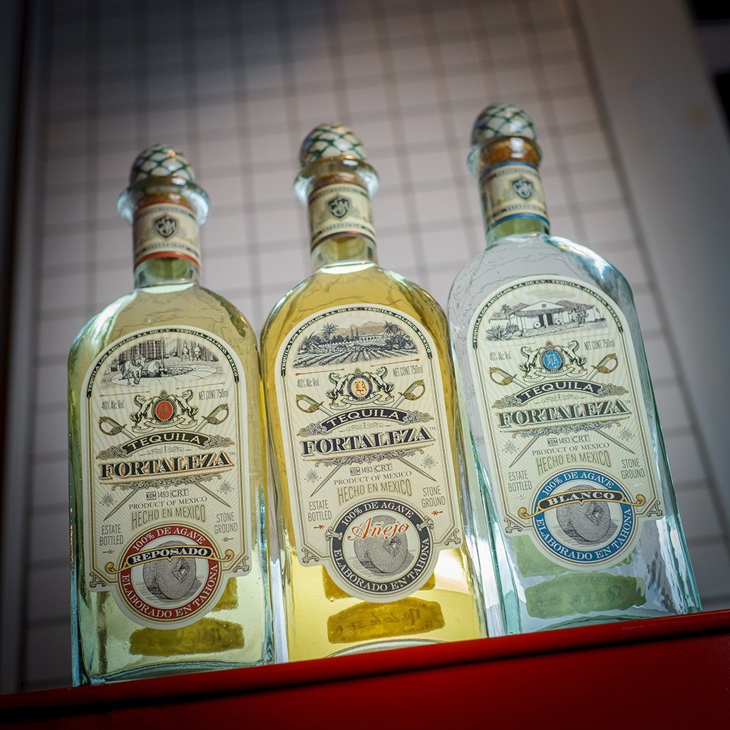 Poison Of The Week ? Fortaleza Blanco Tequila photo