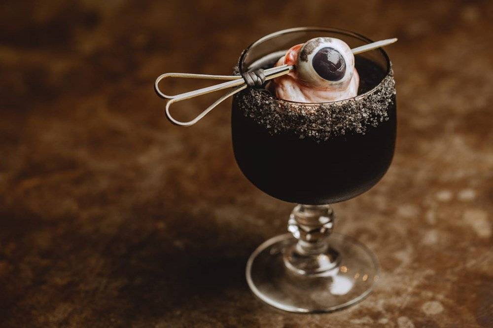 You Can Now Order This Cocktail Garnished With A Real Pigs Eyeball photo