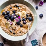 Earl Grey Blueberry Oatmeal photo