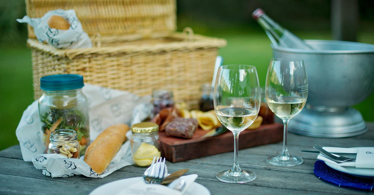 A Grand Country Picnic At Grande Provence In Franschhoek photo
