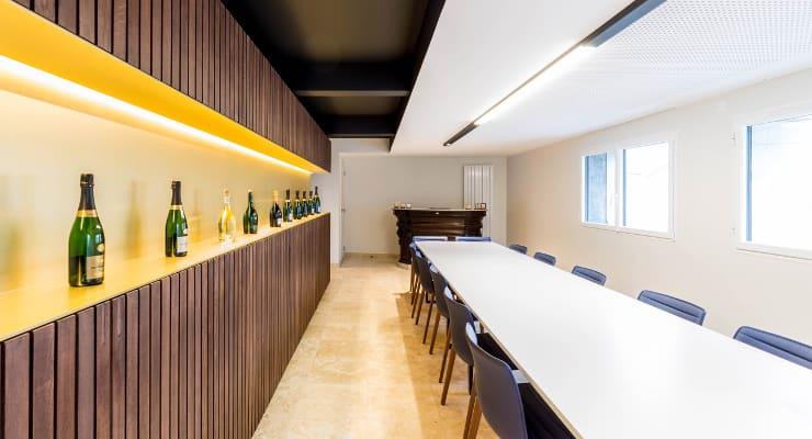 Champagne Delavenne Pere & Fils: Rebranding And Renovation photo