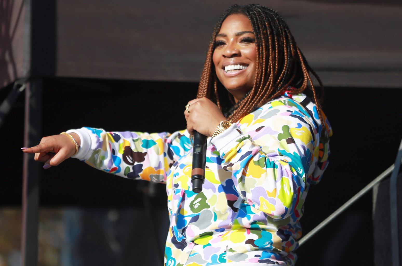 Kamaiyah Talks Sprite 'big Taste Cuts Through' Commercial With Lebron James, Bringing Creativity Back To Hip-hop photo