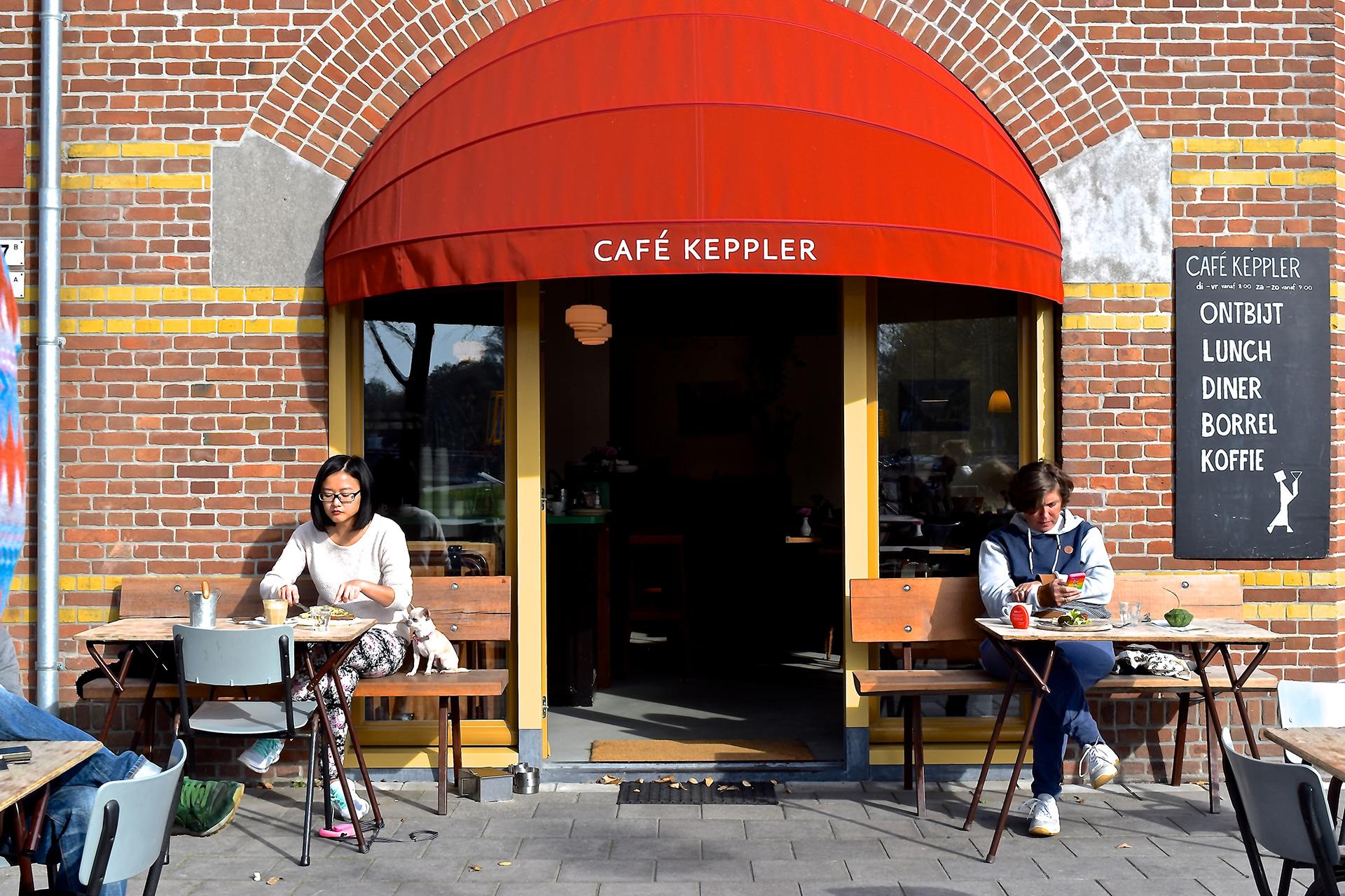 Amsterdam's Café Keppler Is A Dream In Progress photo