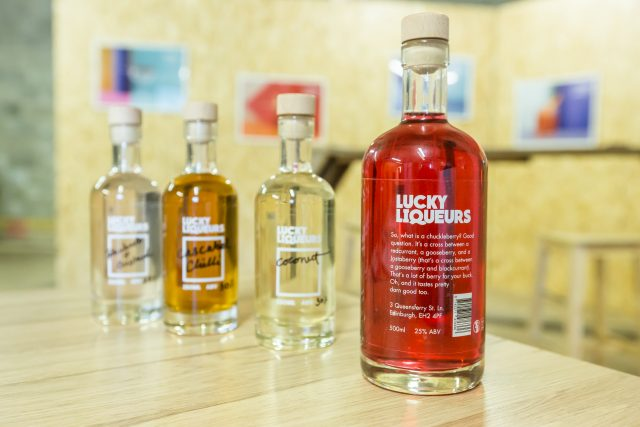 Edinburgh Bar Team Launches Quirky Liqueur Range To Tap Into Low Alcohol Trend photo