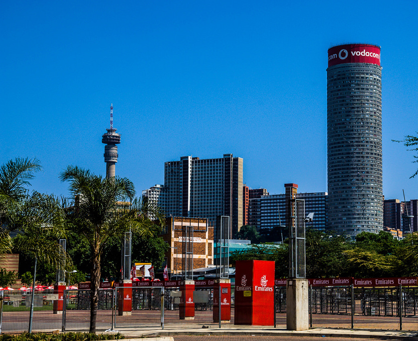 Enjoy Sundowners With A View On The 51st Floor Of Joburg`s Iconic Ponte Tower! photo