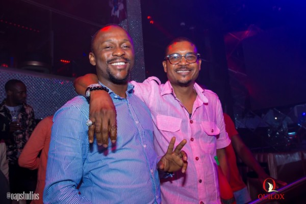 A 36-hour Non-stop Party With 25 Djs! Shina Peller, Ushbebe, Dj Cuppy At Quilox Nightclub photo