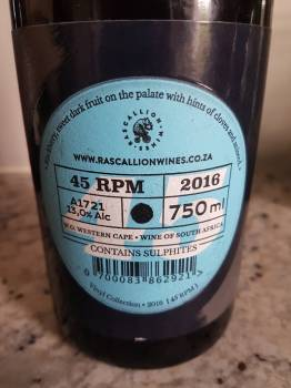 Rascallion Vinyl Collection 45 Rpm 2016 photo