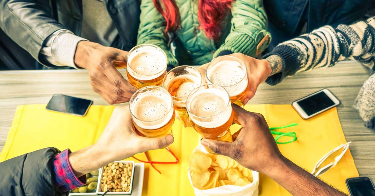 Celebrate The Second South African National Beer photo