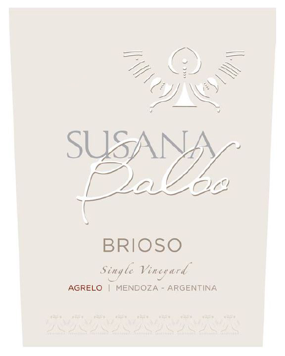 What We?re Drinking ? Susana Balbo ?brioso? Red Blend photo