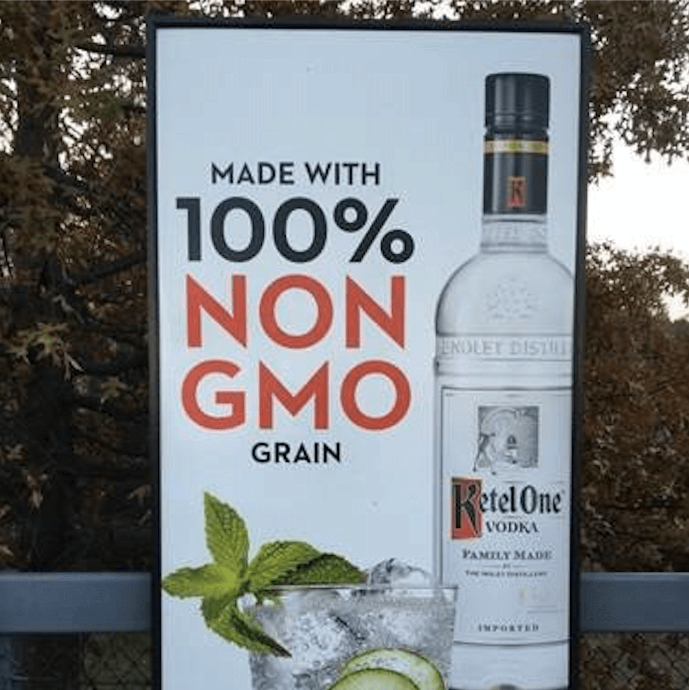 Viewpoint: Ketel One's Non-gmo Vodka Is A Prime Example Of Food Label Madness photo