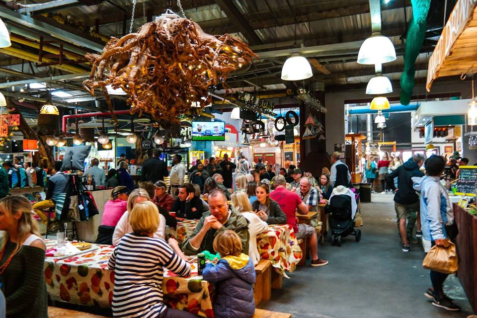 Come And Chillax At Cape Town's Most Talked-about Destination – Bay Harbour Market, Hout Bay photo