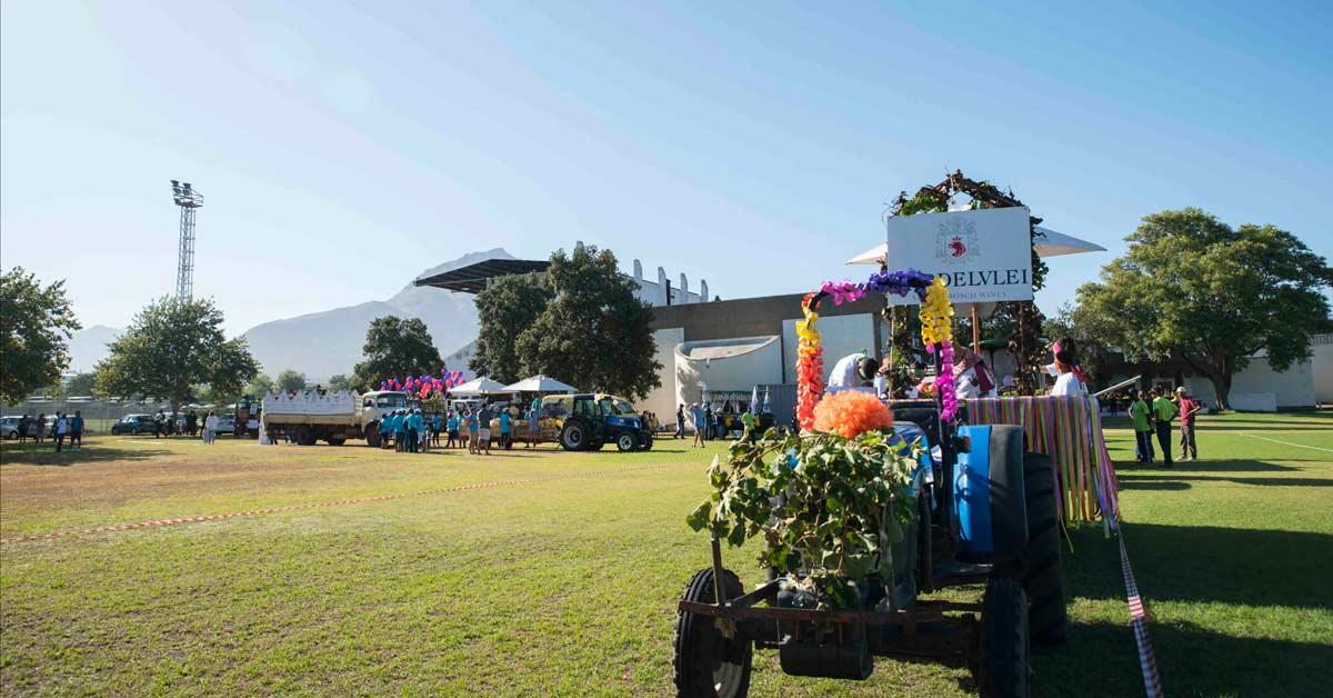 Stellenbosch Wine Festival 2018 photo