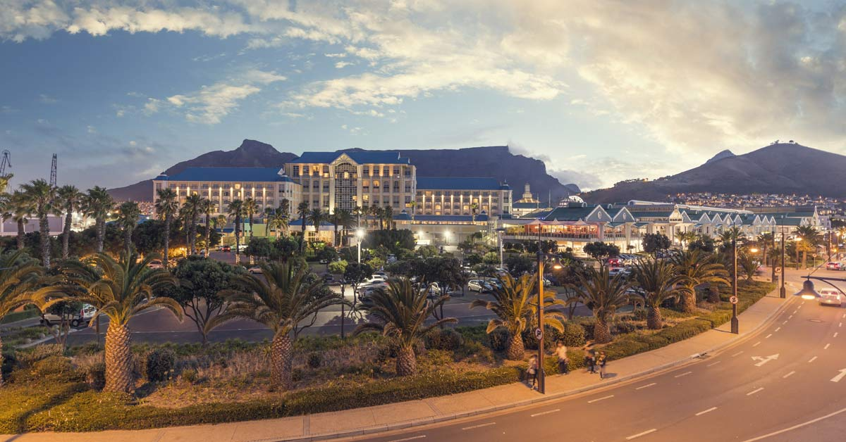 Enjoy Summer Sundowners At The Table Bay Hotel photo